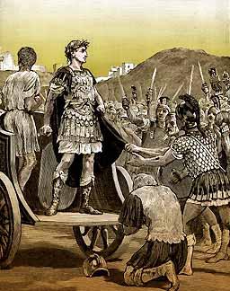Legiones Romanas...
